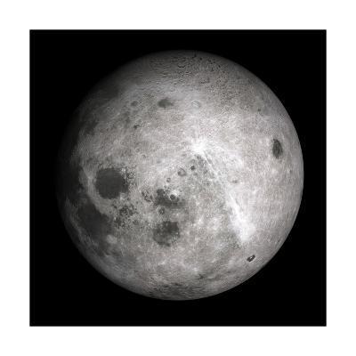 Far Side of the Moon-Detlev Van Ravenswaay-Giclee Print