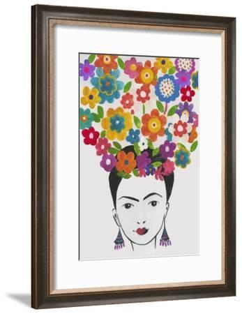 Farida Portrait-Aimee Wilson-Framed Art Print