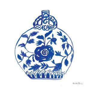 Chinoiserie V by Farida Zaman