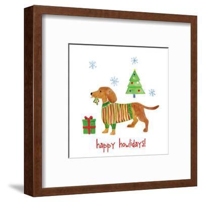 Christmas Critters IV by Farida Zaman