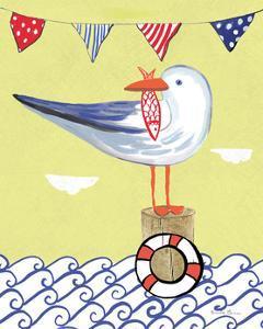 Coastal Bird II by Farida Zaman