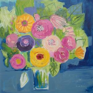 Happy Bouquet by Farida Zaman