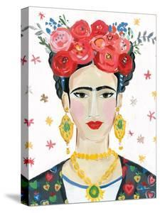 Homage to Frida Bright by Farida Zaman