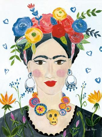 Homage to Frida II Bright