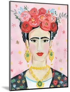 Homage to Frida by Farida Zaman