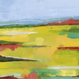 Landscape Abstract by Farida Zaman
