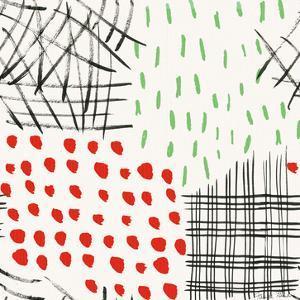 Neighborhood Holiday Pattern II by Farida Zaman