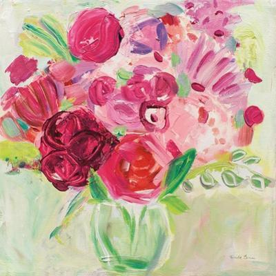 Pink and Red Florals by Farida Zaman