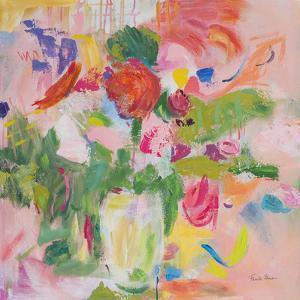 Pink Impressionism by Farida Zaman