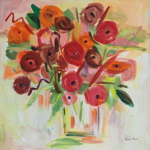 Poppy Burst by Farida Zaman