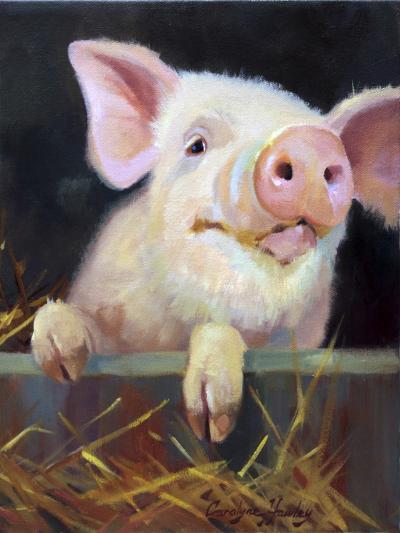 Farm Club II-Carolyne Hawley-Art Print