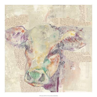Farm Collage II-Jennifer Goldberger-Art Print