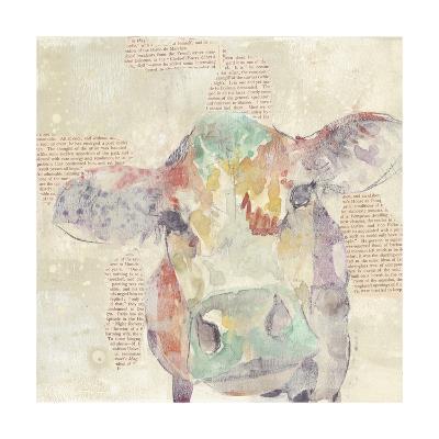 Farm Collage IV-Jennifer Goldberger-Art Print