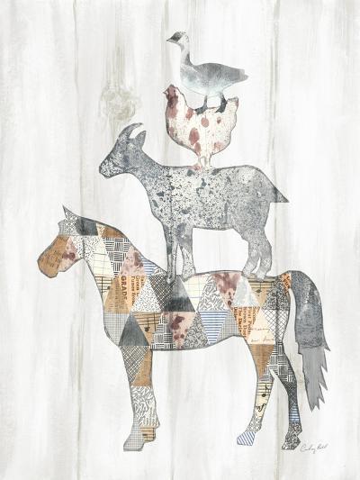 Farm Family II-Courtney Prahl-Art Print