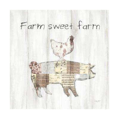 Farm Family VII-Courtney Prahl-Art Print