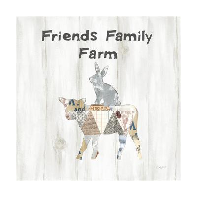 Farm Family VIII-Courtney Prahl-Art Print