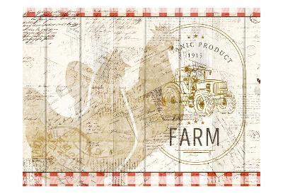 Farm Fresh 2-Kimberly Allen-Art Print