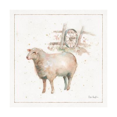 Farm Friends X-Lisa Audit-Art Print