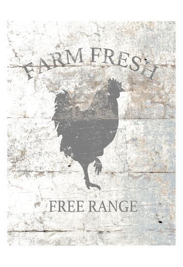 Farm House Fresh-Victoria Brown-Art Print