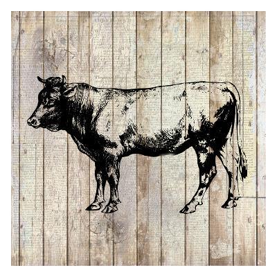 Farm Life 1-Kimberly Allen-Art Print