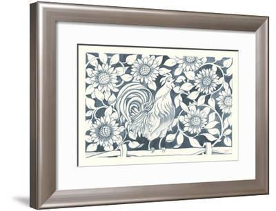 Farm Life I-Miranda Thomas-Framed Art Print