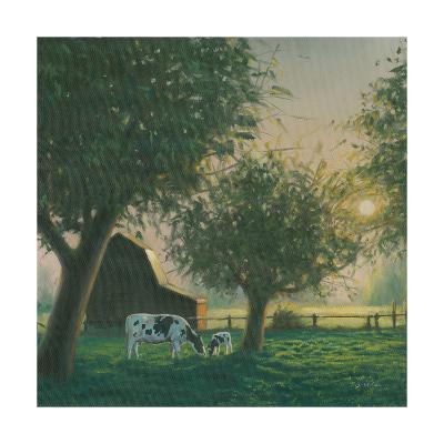 Farm Life IV-James Wiens-Art Print