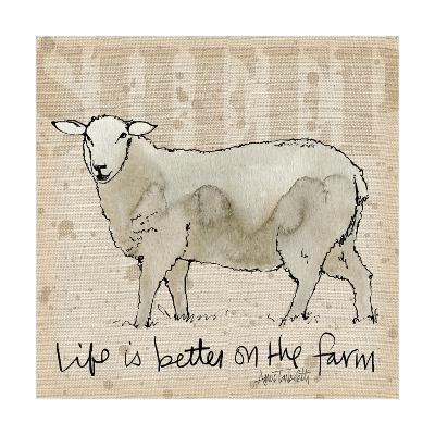 Farm Life IV-Anne Tavoletti-Art Print