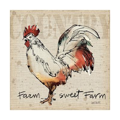 Farm Life V-Anne Tavoletti-Art Print