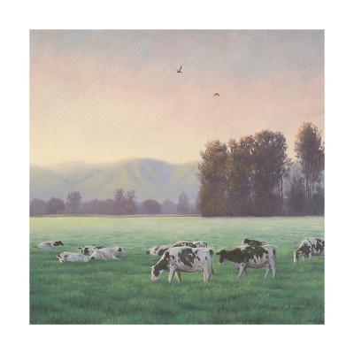 Farm Life V-James Wiens-Art Print