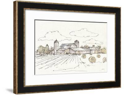 Farm Memories II-Anne Tavoletti-Framed Art Print
