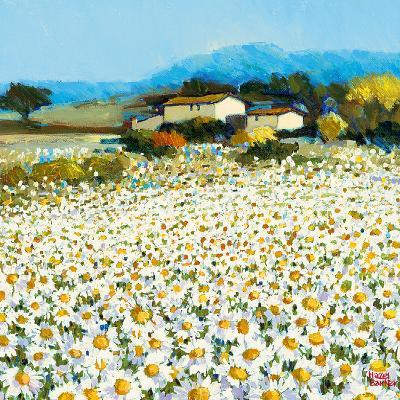 Farm Near Bini-Hazel Barker-Art Print