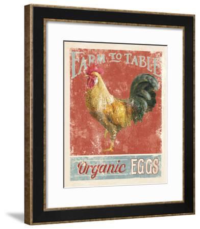 Farm Nostalgia V-Danhui Nai-Framed Art Print