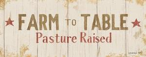 Farm Patchwork XIV
