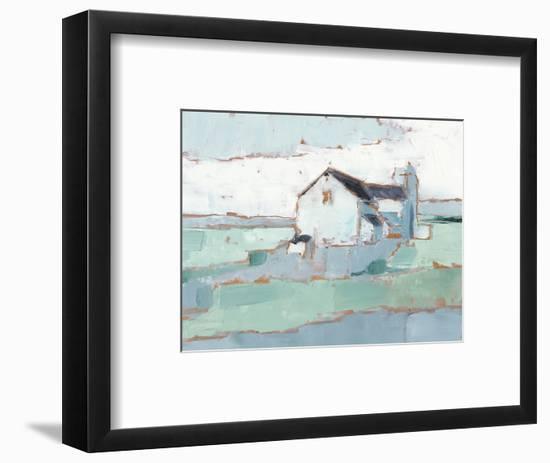 Farm Ridge I-Ethan Harper-Framed Art Print