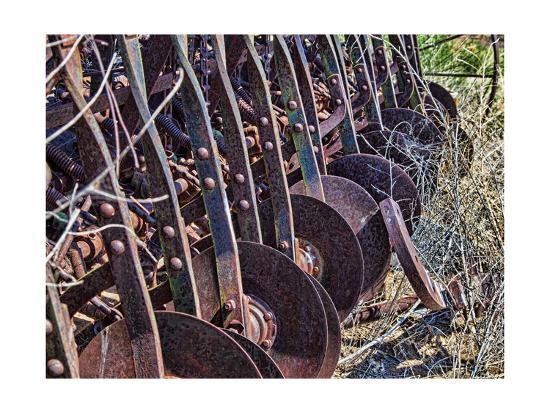 Farm Rust-Randy Waln-Giclee Print