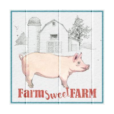 Farm To Table III-Beth Grove-Art Print