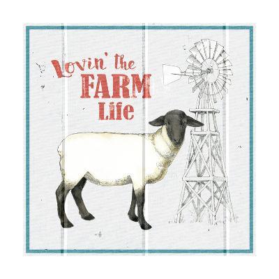 Farm To Table VII-Beth Grove-Art Print