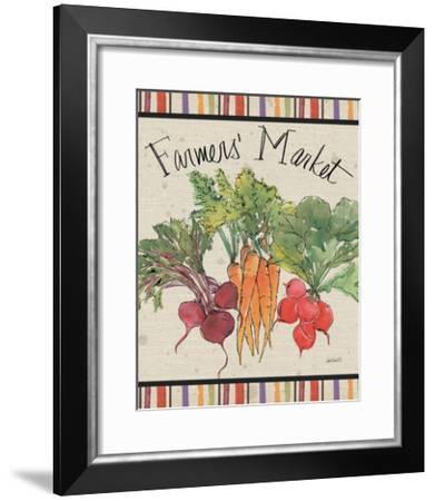 Farmers Feast IX-Anne Tavoletti-Framed Art Print