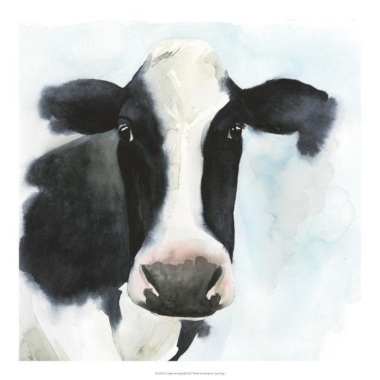 Farmhouse Friend II-Grace Popp-Art Print