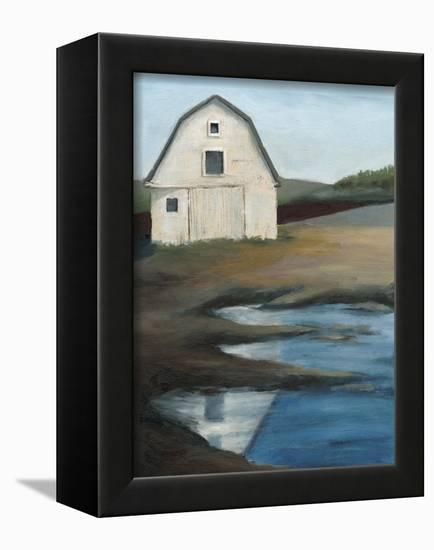 Farmstead I-Grace Popp-Framed Stretched Canvas