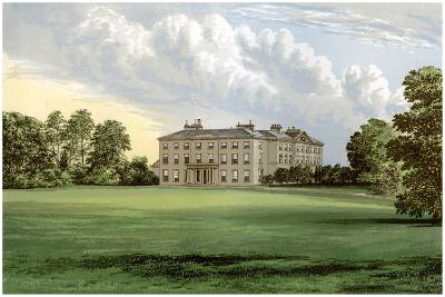Farnham Lodge, County Cavan, Ireland, Home of Lord Farnham, C1880-AF Lydon-Giclee Print
