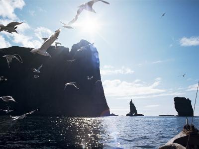 Faroe Islands, Denmark, North Atlantic-Adam Woolfitt-Photographic Print