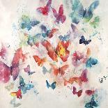 Flutterby Wisps-Farrell Douglass-Giclee Print