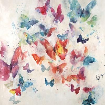 Flutterby Wisps by Farrell Douglass