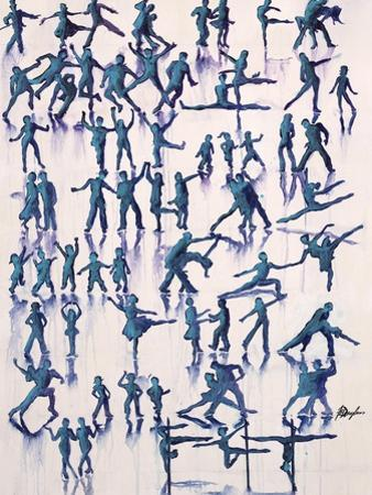 Lets Dance Everyday by Farrell Douglass