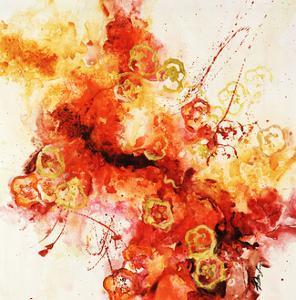 Peppers I by Farrell Douglass