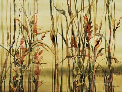 River Reeds II by Farrell Douglass