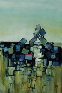 Stumbling Blocks I by Farrell Douglass