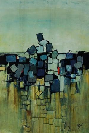 Stumbling Blocks II by Farrell Douglass