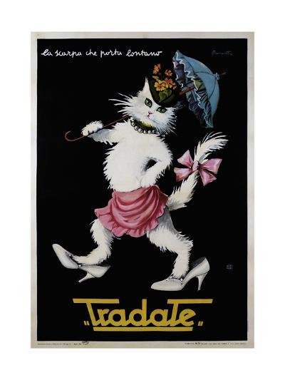 Fashion 025-Vintage Lavoie-Giclee Print